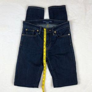 Ralph Lauren Jeans - RALPH LAUREN SPORT Blue Label Mid-Rise Skinny Jean